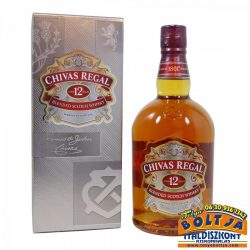 Chivas Regal 12 éves Whisky 1l / 40% PDD