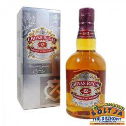 Chivas  Regal  12 éves Whisky 0,5l PDD