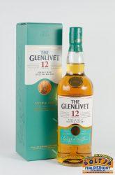The Glenlivet 12 éves Whisky 0,7l / 40% PDD