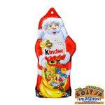 Kinder Tejcsokoládé Télapó 55g