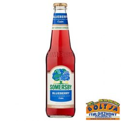 Somersby Blueberry Áfonyás Cider 0,33l / 4,5%