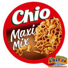 Chio Maxi Mix Sós Kréker Keverék 100g