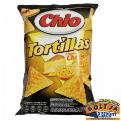Chio Tortillas Sajtos Chips 125g