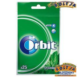 Orbit Spearmint 25 darabos 35g