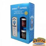 Bombay Sapphire London Dry Gin 0,7l PDD +fűszerek