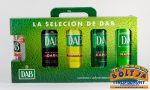 DAB Német Sörválogatás 4x0,5l PDD+pohár