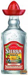 Sierra Tequila Silver 0,04l / 38%
