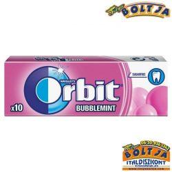 Orbit Bubblemint 10 darabos 14g