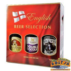 English Angol Sörválogatás 3 Féle Sörrel 6x0,5l PDD