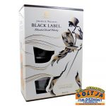 Johnnie Walker Black Label 12 éves 0,7l / 40% PDD+ 2 pohár