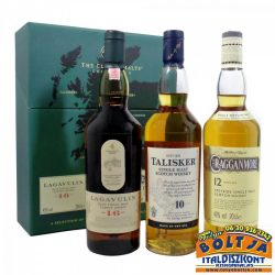 Classic Malts Collection Green Edition 3x0,2l PDD