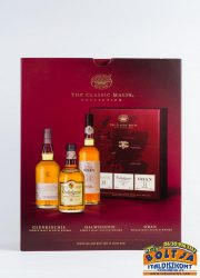 Classic Malts Collection Red Edition 3x0,2l PDD