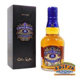 Chivas Regal 18 éves Whisky 0,2l / 40% PDD