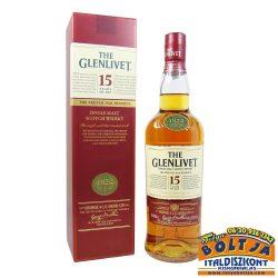 The Glenlivet 15 éves Whisky 0,7l / 40% PDD