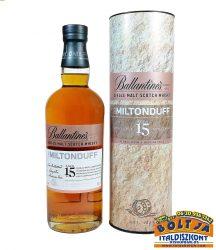 Ballantine's The Miltonduff 15 éves Whisky 0,7l PDD