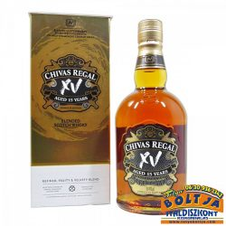 Chivas  Regal  XV 15 éves Whisky 0,7l PDD
