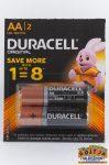 Duracell AA2  Tartós elem 2db