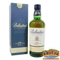 Ballantine's 17 éves Whisky 0,7l / 40% PDD