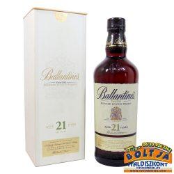 Ballantine's 21 éves Whisky 0,7l / 40% PDD