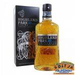 Highland Park 10 éves Single Malt Whisky 0,7l / 40% PDD
