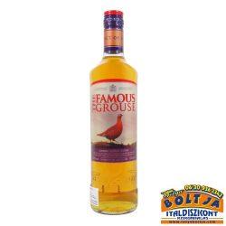 The Famous Grouse Skót Blended Whisky 0,7l / 40%