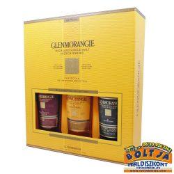 Glenmorangie Pioneering Coll (3x0,35l) PDD