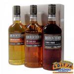 Auchentoshan Single Malt Skót Whisky Kollekció 3x0,2l PDD