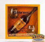 Glenmorangie The Original Highland Single Malt 10 éves 0,7l / 40% PDD+2 pohár