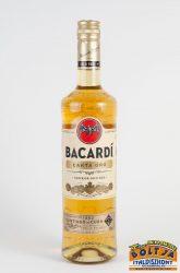 Bacardi Carta Oro Gold Rum 0,7l / 37,5%