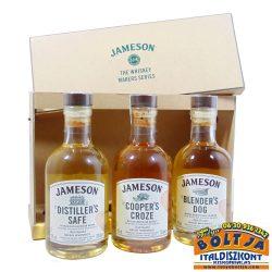 Jameson Makers Series 3x0,2 PDD(Safe,Croze,Dog)