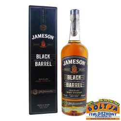 Jameson Black Barrel 0,7l PDD