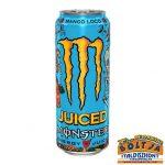Monster Juiced Mango Loco Energy 0,5l