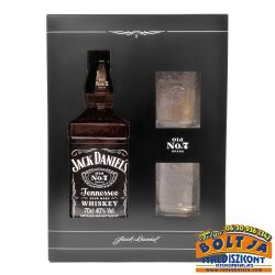 Jack Daniel's Whiskey 0,7l / 40% PDD+2 pohár