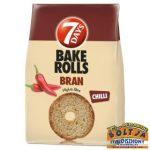 7 Days Bake Rolls Korpás Pizzás Kenyérchips 80g