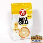 7 Days Bake Rolls Sajtos Kenyérchips 80g