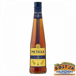 Metaxa 5* 0,5l / 38%