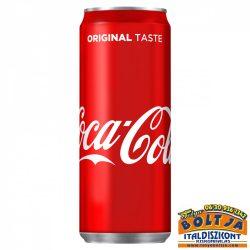 Coca-Cola (dobozos) 0,33l