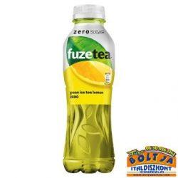 FuzeTea Citrom Zero Zöld Tea 0,5l