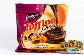 Goplana Toffino Choco Karamella Csokoládékrémmel töltve 80g