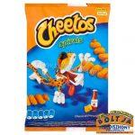 Cheetos Spiral Sajtos-Ketcupos Ízű Kukoricasnack 30g