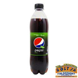 Pepsi Black Lime Kalóriamentes Cola 0,5l