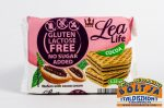 Lea Life Kakaó ízű krémmel töltött Ostya (hozzáadott cukor, laktóz, glutén mentes) 95g