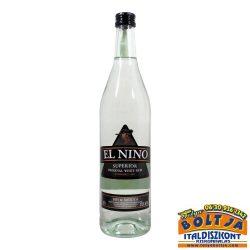 El Nino Fehér Rum 0,7l