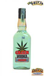 Green Vodka Cannabis 0,7l / 37,5%