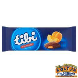 Tibi Étcsokoládé Kajszikrémes 100g