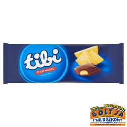 Tibi Étcsokoládé Ananászkrémes 100g
