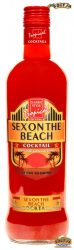 Tropical Sex on the Beach Cocktail 0,7l / 7%
