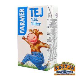 Farmer Dobozos UHT Tej 1,5%-os 1l