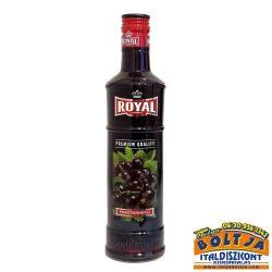 Royal Vodka Feketeribizli Ízesítéssel 0,5l / 30%