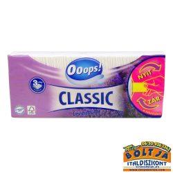 Ooops! Classic Levendula Illatú Papírzsepkendő 90db